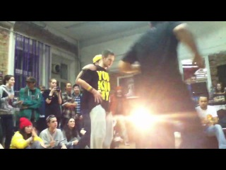 Street jam me against the music final Tadj vs The Incredible Miha